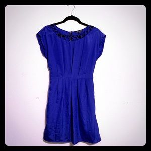 BeBop Royal Blue Dress